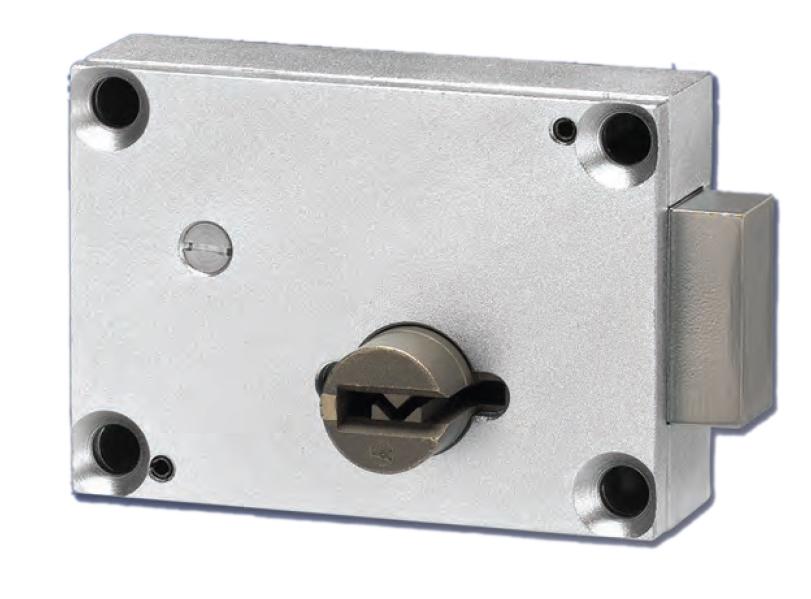 7010 Lever Tumbler Mechanical Deadbolt Lock